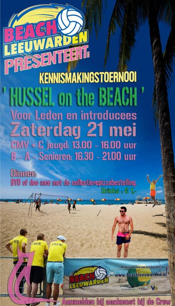 Hussel on the beach @ Beachveld sportpark Nijlân | Leeuwarden | Friesland | Nederland