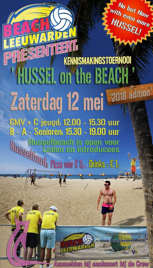 BeachLeeuwarden - Hussel on the beach @ Beachveld sportpark Nijlân | Leeuwarden | Friesland | Nederland